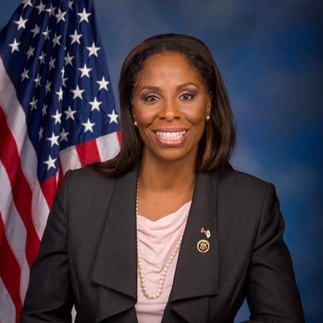 Rep. Stacey E. Plaskett, Democratic Candidate For Virgin Islands' At-Large Congressional District