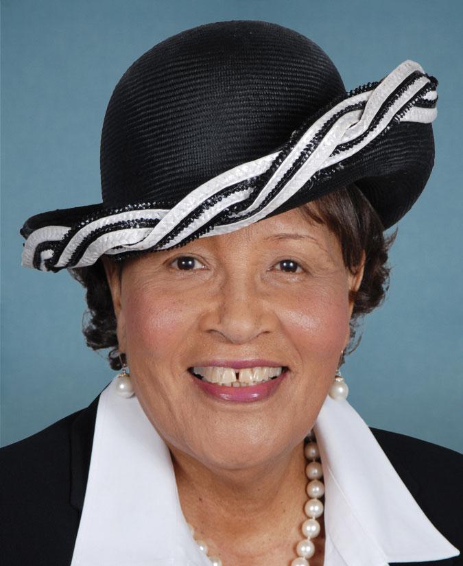Rep. Alma Adams, Democratic Candidate For North Carolina's 12th Congressional District