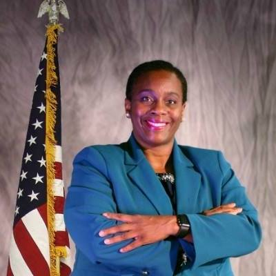 Vanessa Enoch, Democratic Candidate For Ohio's 8th Congressional District