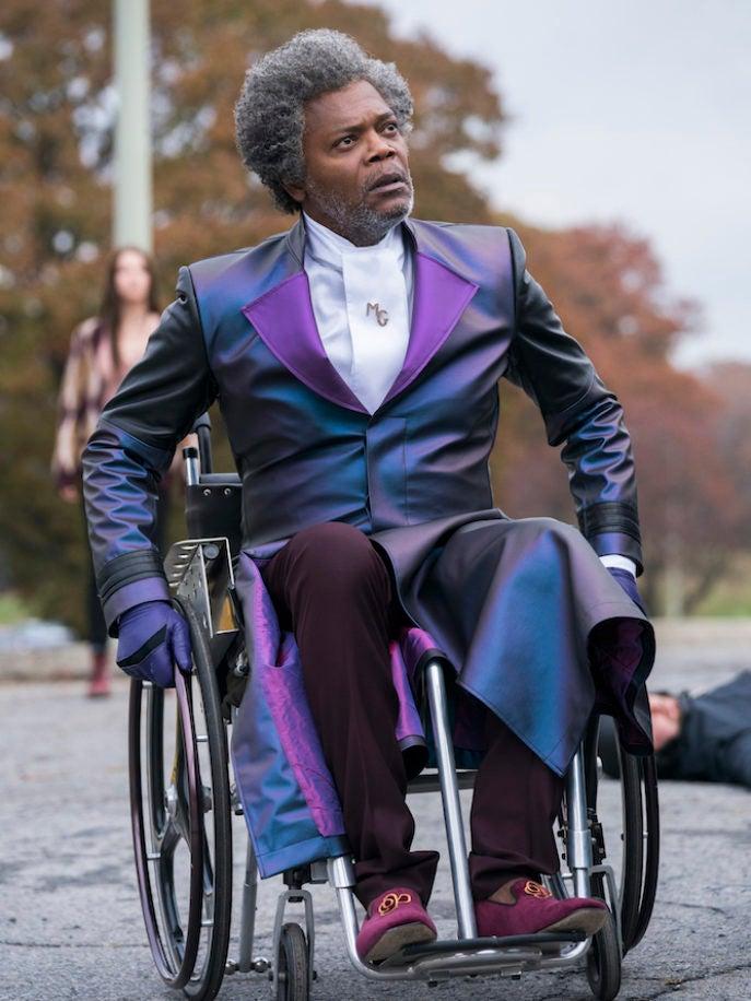 Samuel L. Jackson Is Back As Elijah Price In Gripping 'Glass' Trailer