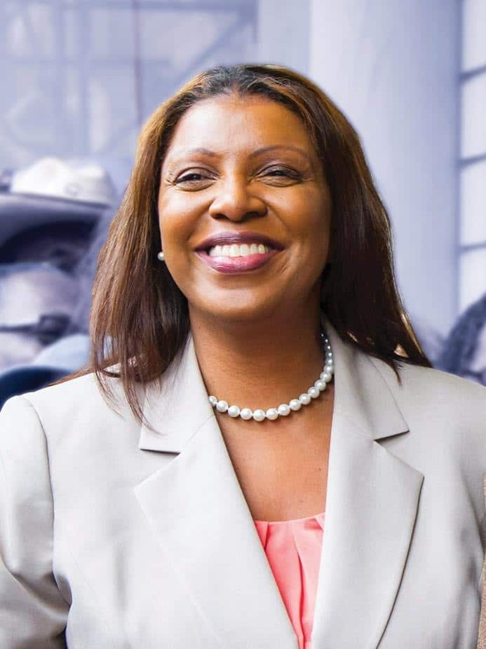 Tish James, Democratic Candidate For New York Attorney General