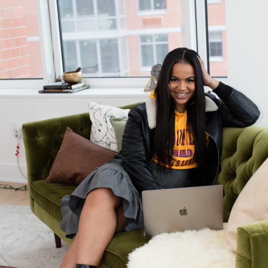 How She Did It: 'I Launched A Thriving Online Community That Helps Young Women Win'
