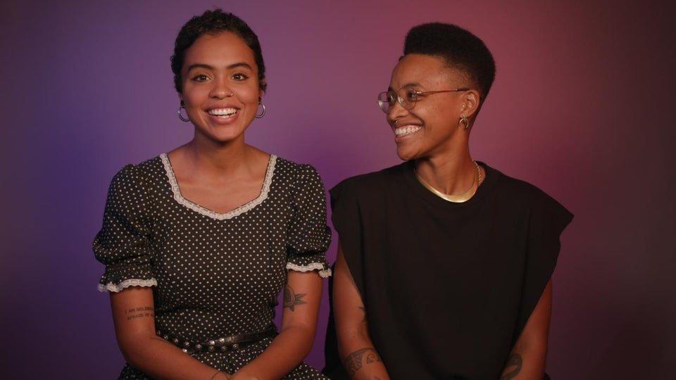 Meet Newlyweds Sara Elise and Amber: 'Love Can Look Like and Be Anything'