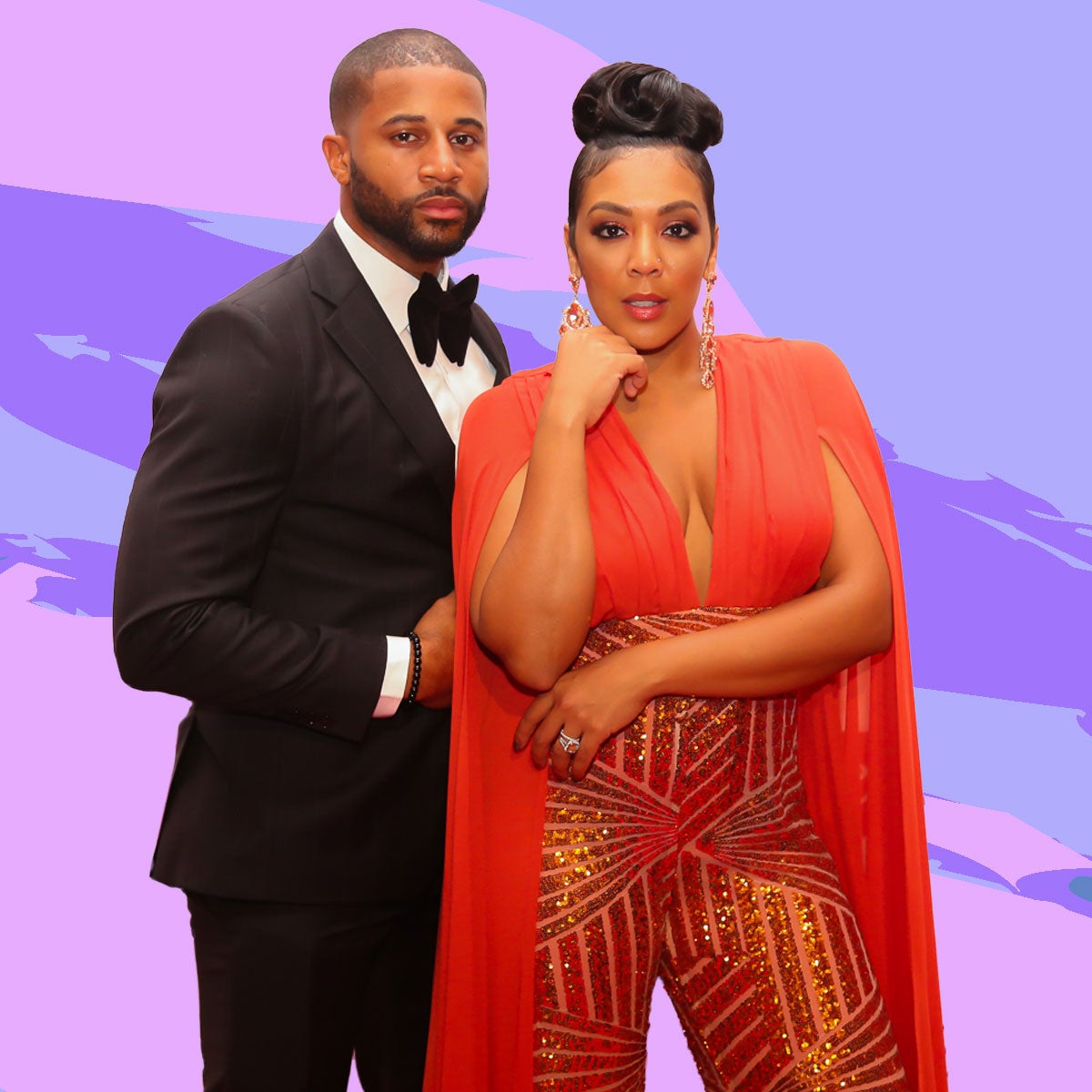 These Couples Came Out To Celebrate and Spread Love at ESSENCE's Black Love Gala In NYC
