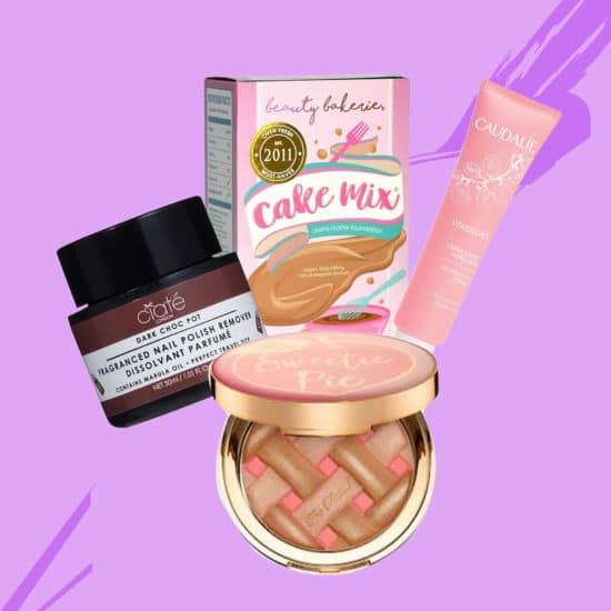 Satisfy Your Sweet Tooth with These Dessert-Themed Beauty Products