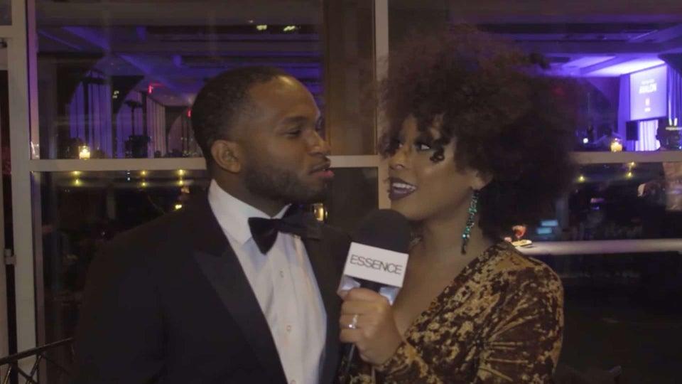 Howard vs. Hampton, Dance Floor Push-ups And More: Couples Share Their Blackest Wedding Moments