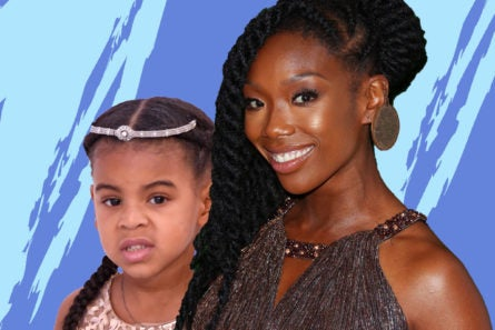 Watch 'Set Trippin' To Hear Brandy's Big Plan To Save (Or Kidnap) Blue Ivy - Essence