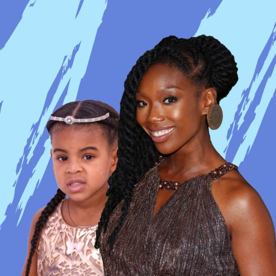 Watch 'Set Trippin' To Hear Brandy's Big Plan To Save (Or Kidnap) Blue Ivy