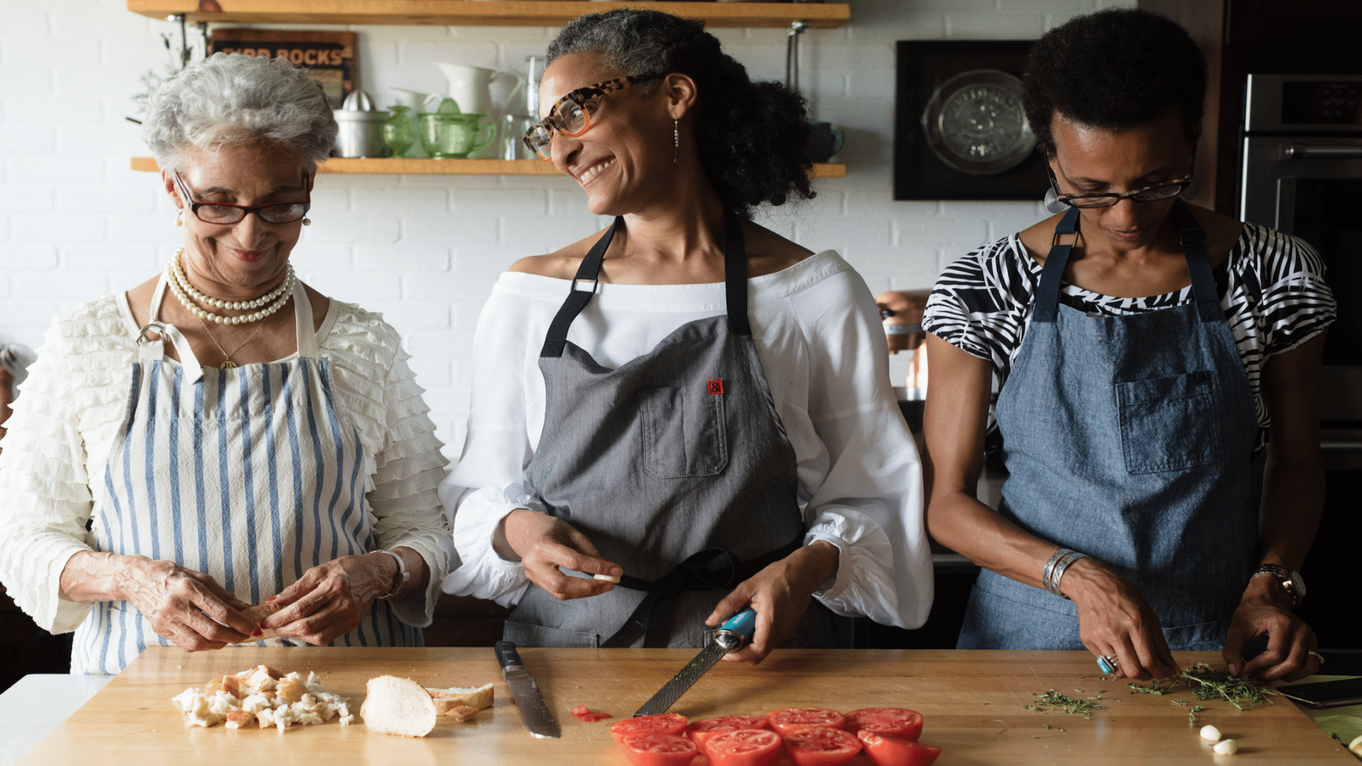 Inside Carla Hall's New Soul Food Cookbook and Roller Coaster Year