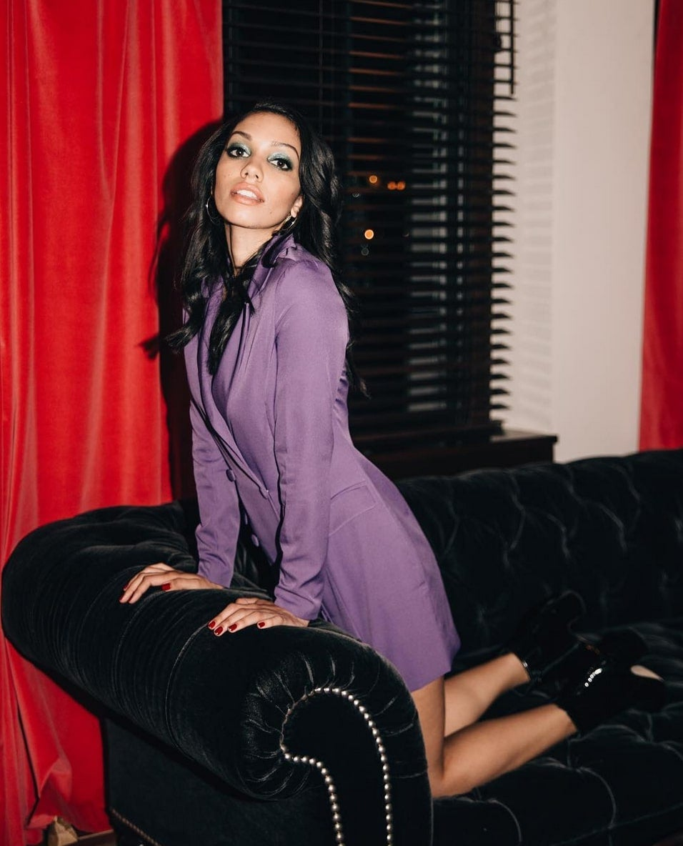 Corinne Foxx And Nasty Gal Are Reviving Your Holiday Party Life With A Fabulous New Collection