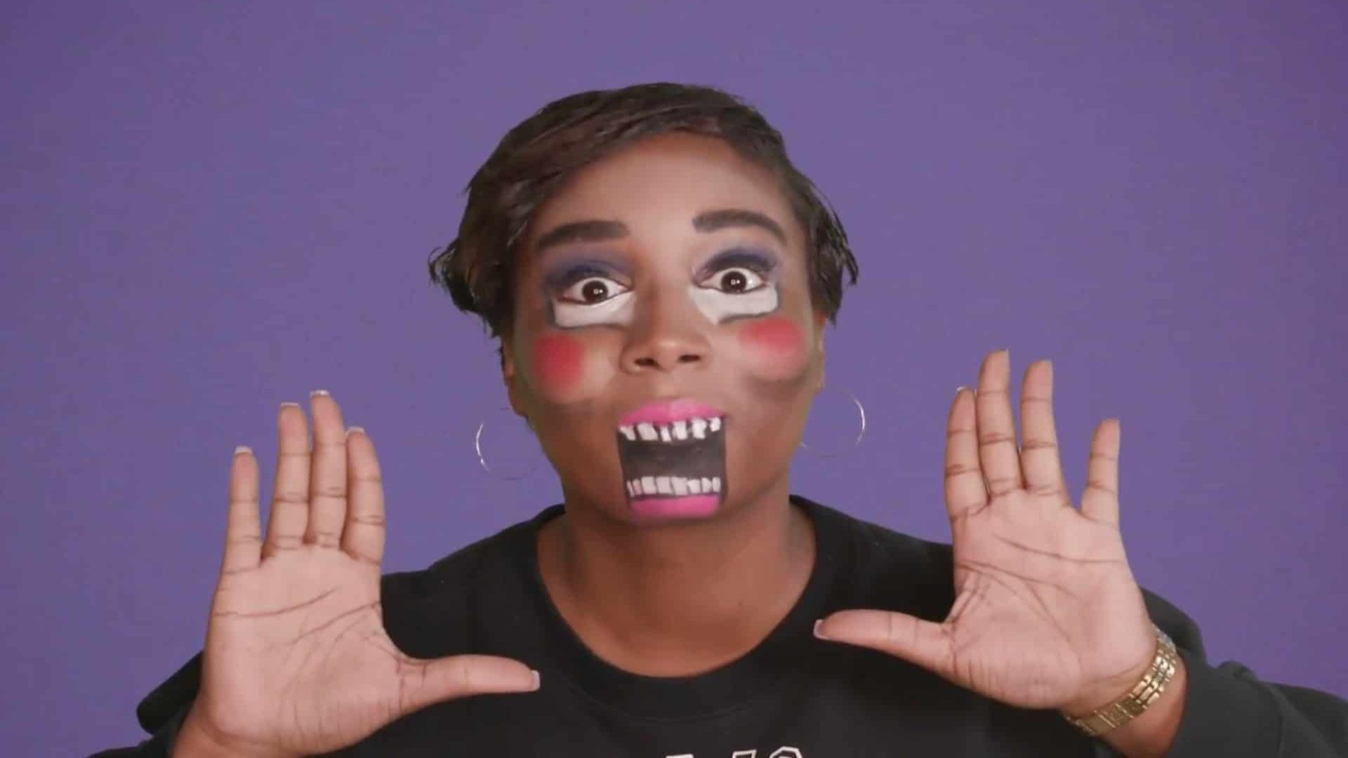 Halloween Looks With Everyday Makeup.3 Fab Fun Halloween Looks You Can Create Right From Your