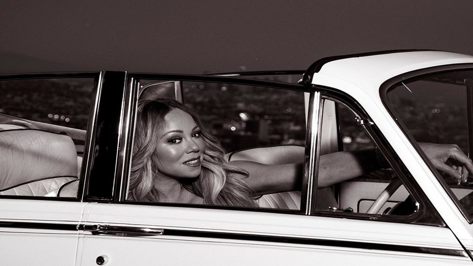 It's Official! Mariah Carey‏'s Next Album Will Be Here Just In Time for the Holidays