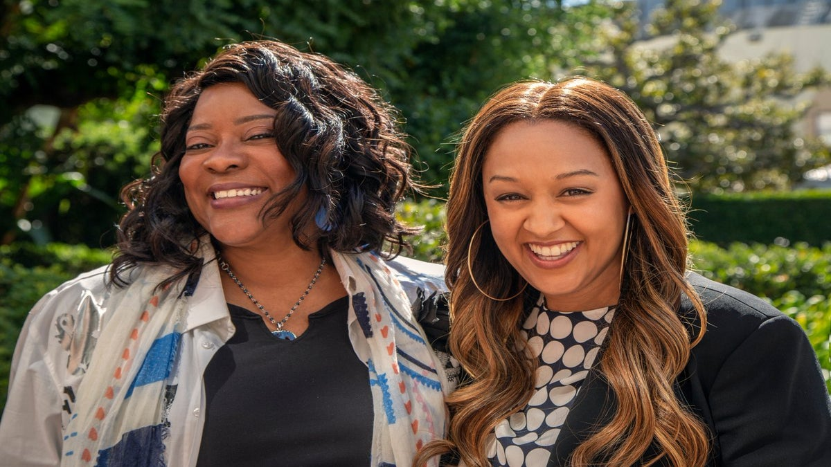 Tia Mowry And Loretta Devine's New Netflix Show Features An All-Black Writers Room
