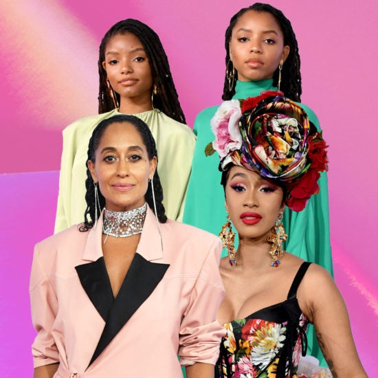 Tracee Ellis Ross, Cardi B And Many More Slayed The 2018 American Music Awards Red Carpet