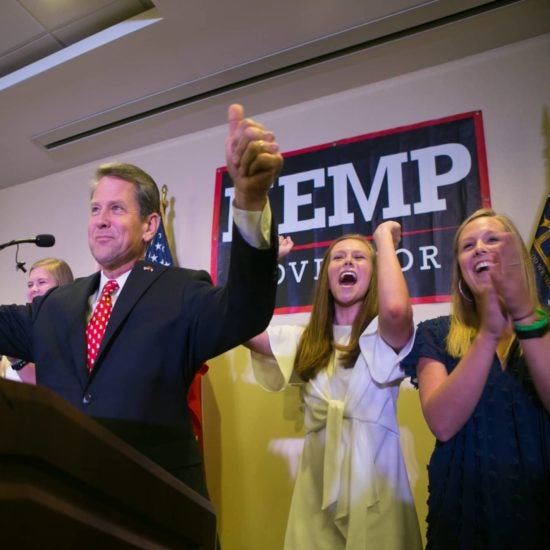 Brian Kemp Voiced Concern About Georgians Actually Voting Like They're Supposed To, Leaked Audio Reveals