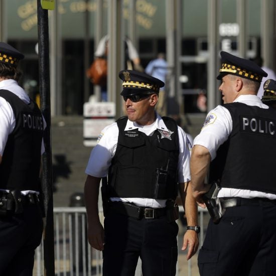 Donald Trump: 'Stop-and-Frisk Was Meant for Problems Like Chicago'