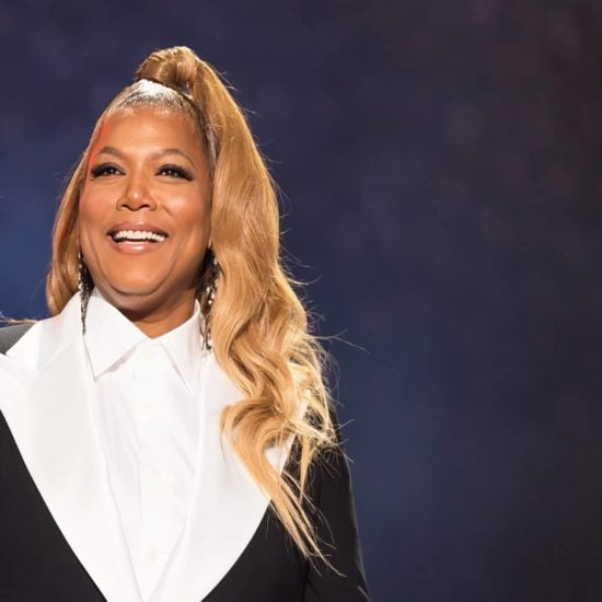 Watch Queen Latifah Talk About Motherhood And What Type Of Mother She Hopes To Be