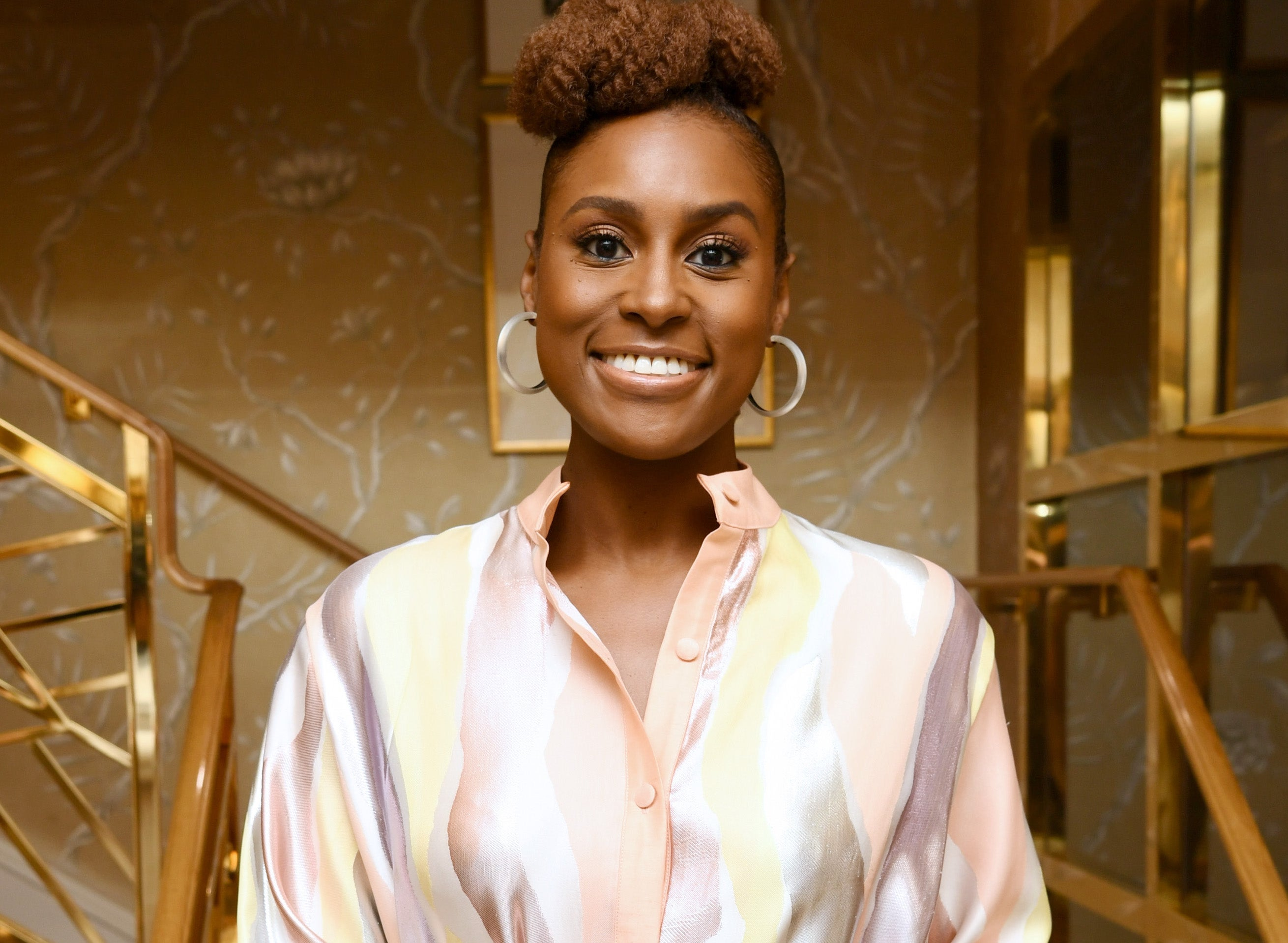 Issa Rae Is Becoming An 'American Princess' With The Help Of Two Black Women
