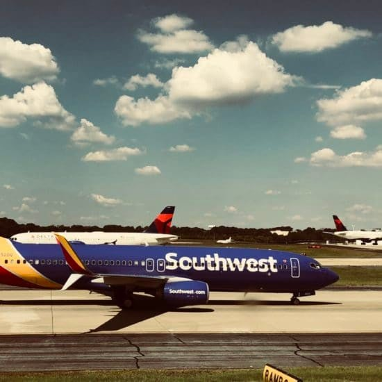 'The President...Says It's Okay': Man Accused Of Groping Woman On Southwest Flight