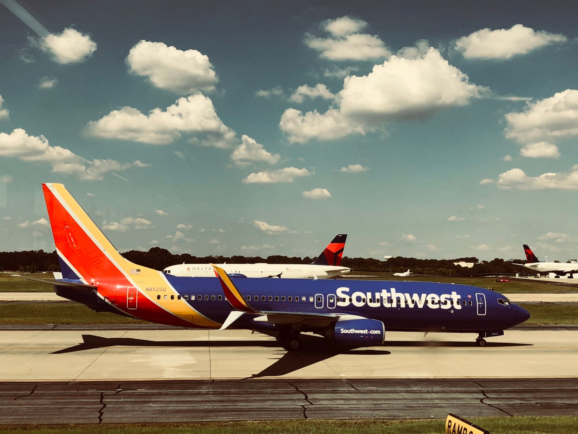 'The President…Says It's Okay': Man Accused Of Groping Woman On Southwest Flight