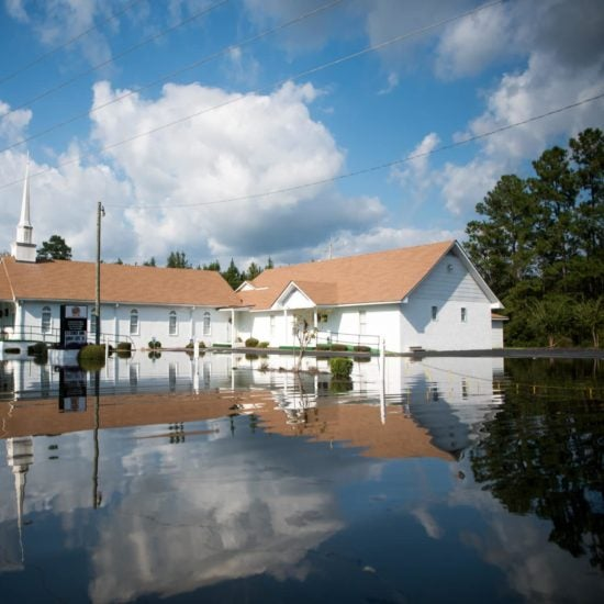 Mother Of 1-Year-Old Swept Away By Hurricane Florence Floodwaters Charged With Involuntary Manslaughter