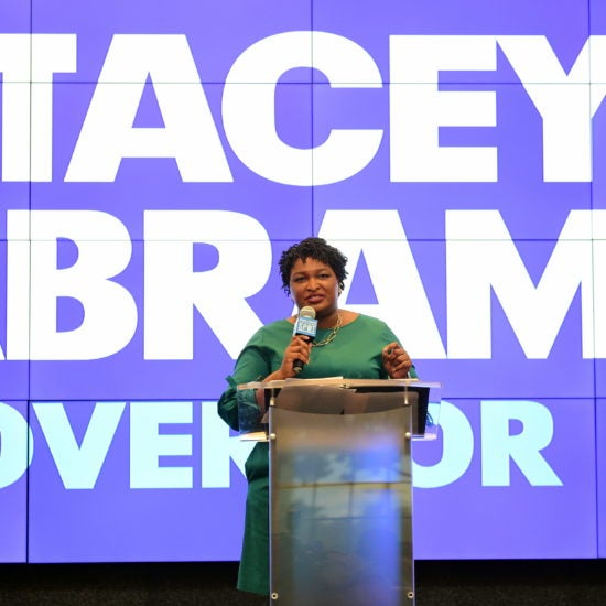 Stacey Abrams Campaign Calls For GOP Opponent to Resign Following Accusations of Voter Suppression