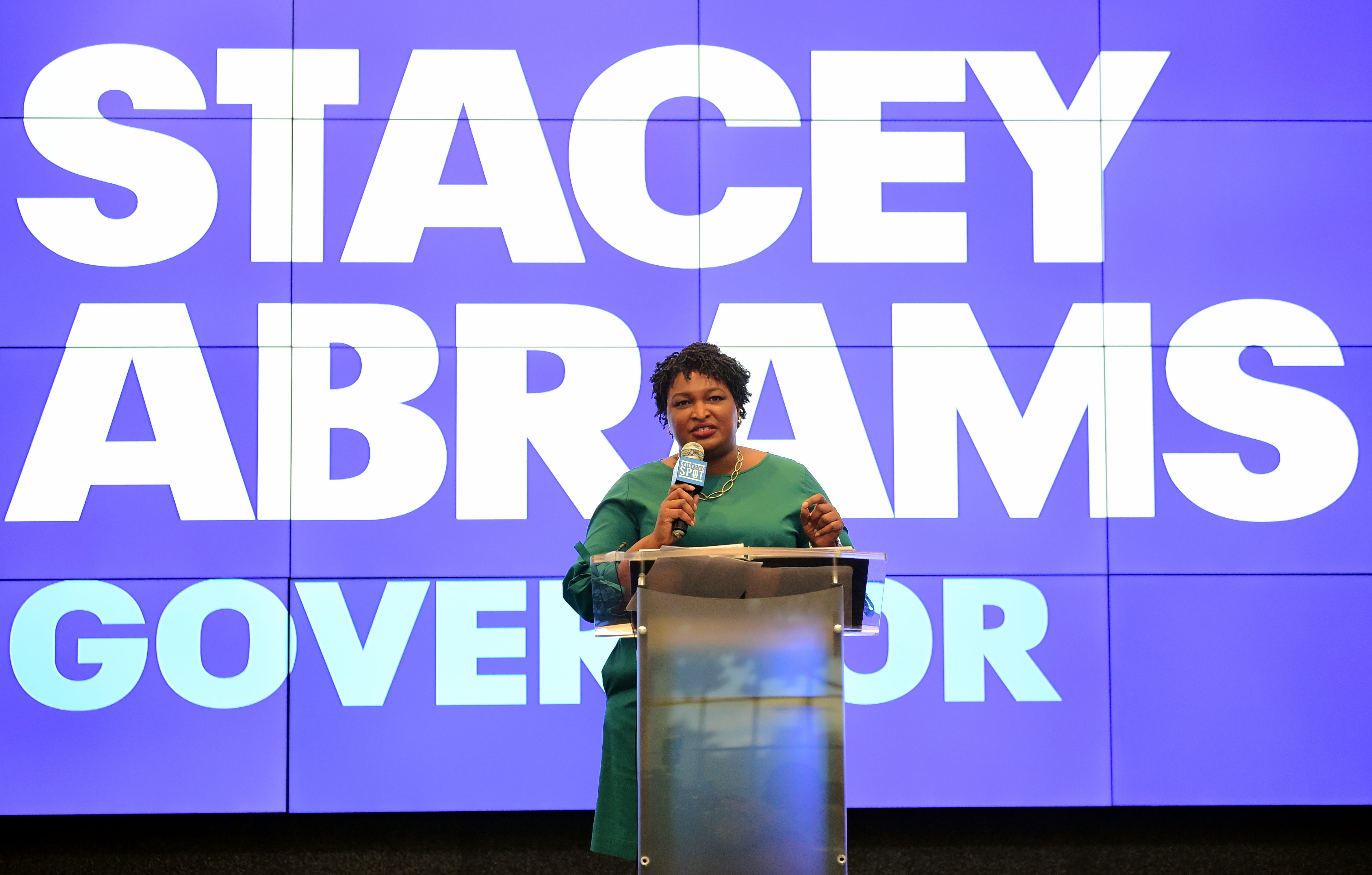 Emergency Lawsuit Filed In Stacey Abrams And Brian Kemp Race in Georgia