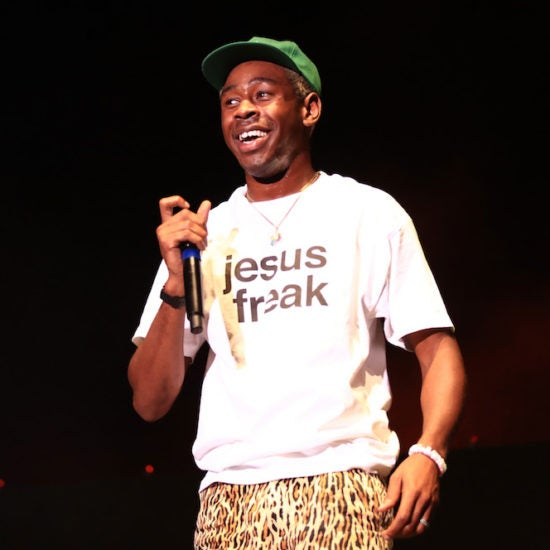 Tyler The Creator's Take On 'You're A Mean One' Gives 'The Grinch' A Fun Update
