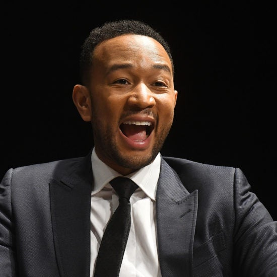 Watch John Legend Be All Humble And What Not About His History-Making EGOT Status