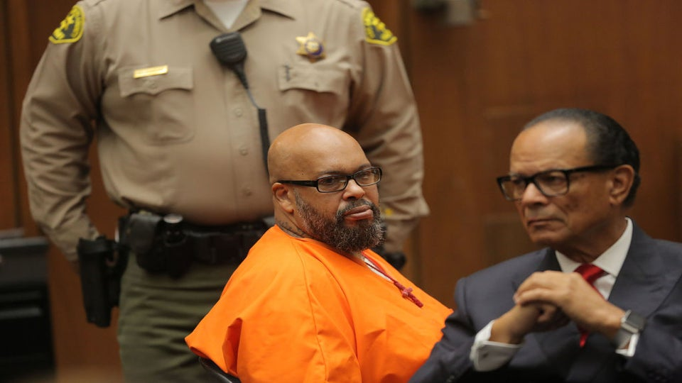 Suge Knight Is Heading To Prison For The Next 28 Years