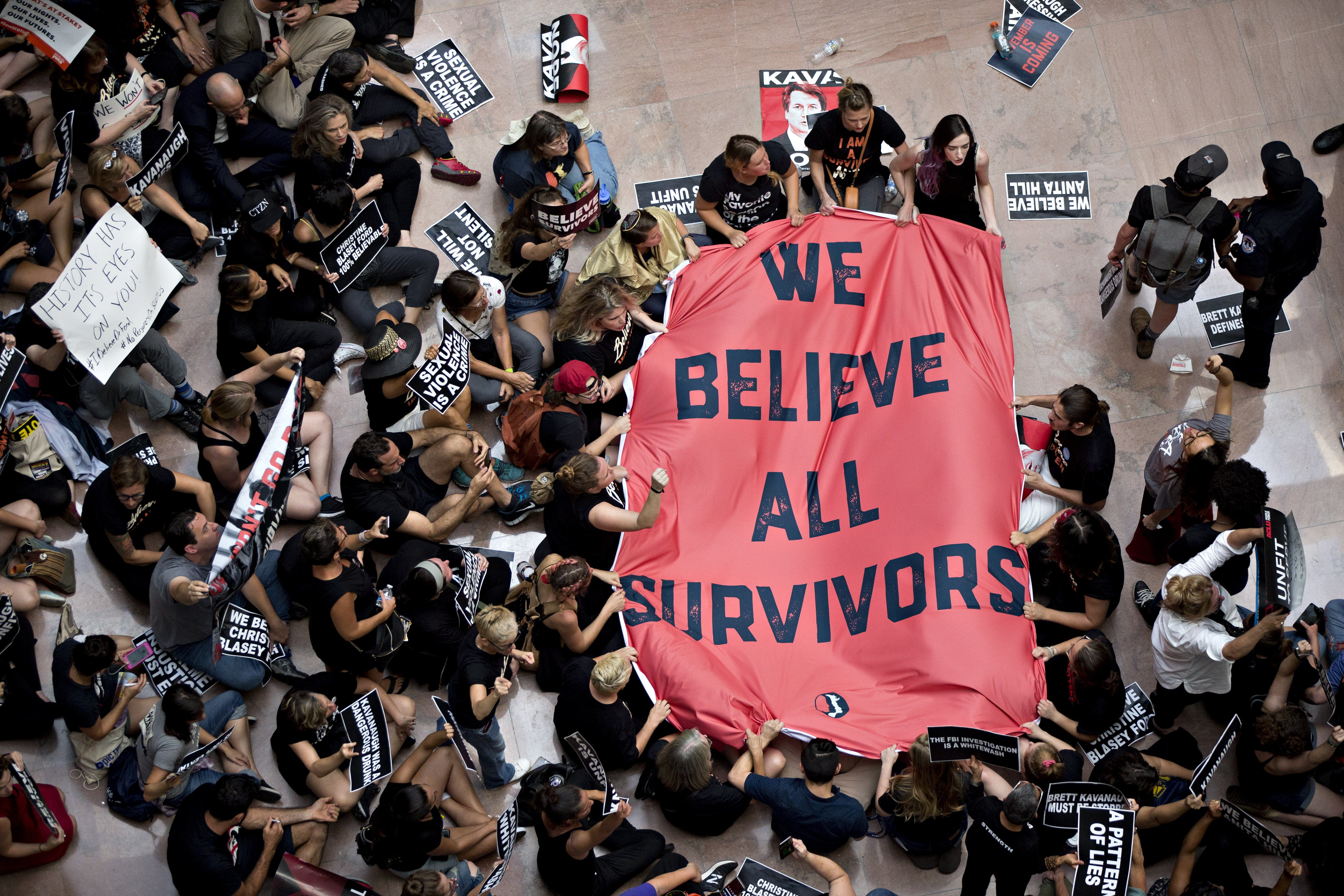 BrettKavanaugh.com Is Now A Resource For Sexual Assault Survivors