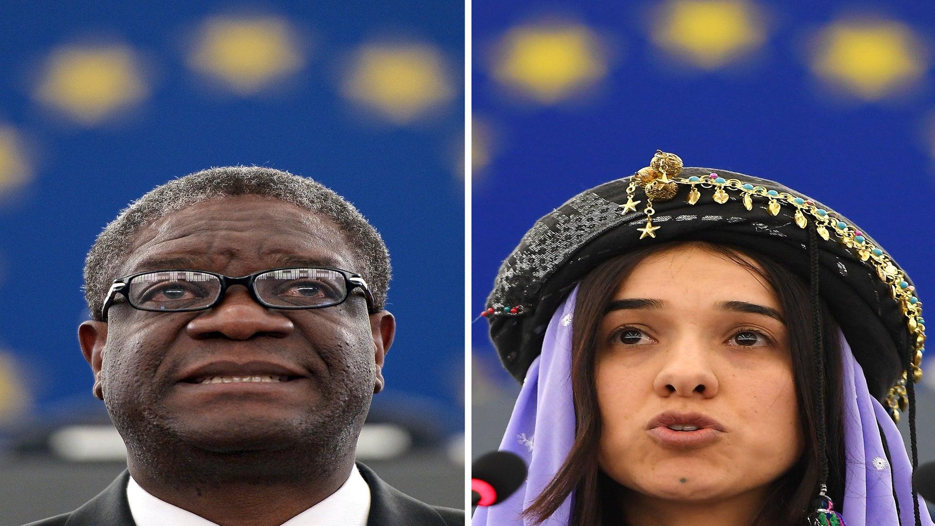 Denis Mukwege And Nadia Murad Win Nobel Peace Prize For Their Work Against Sexual Violence