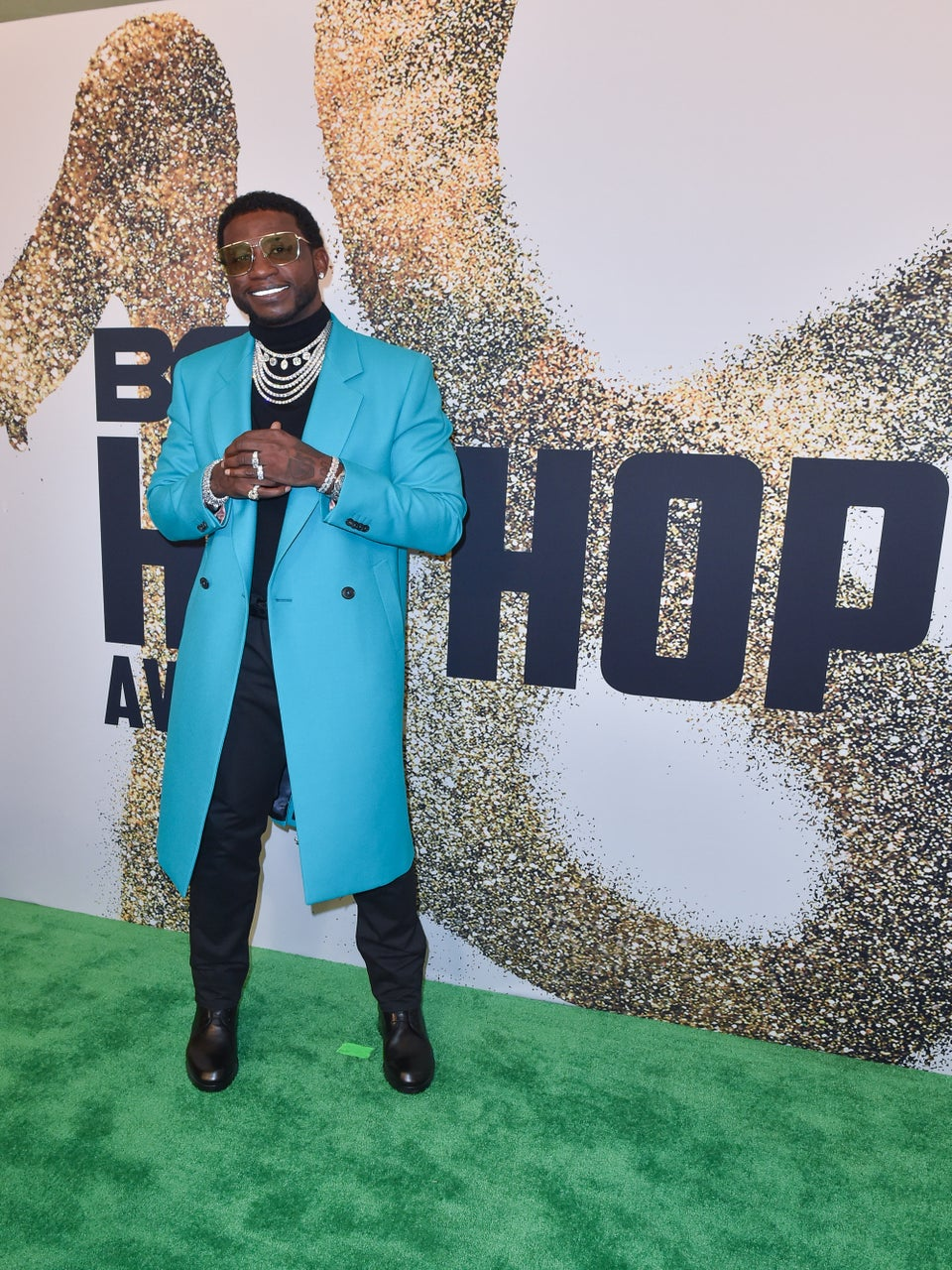 Rap Music's Brightest Stars Showed Out For The BET Hip Hop Awards Red Carpet