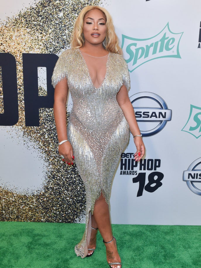 The BET Hip Hop Awards Red Carpet Was Lit And These Ladies Shut It Down!