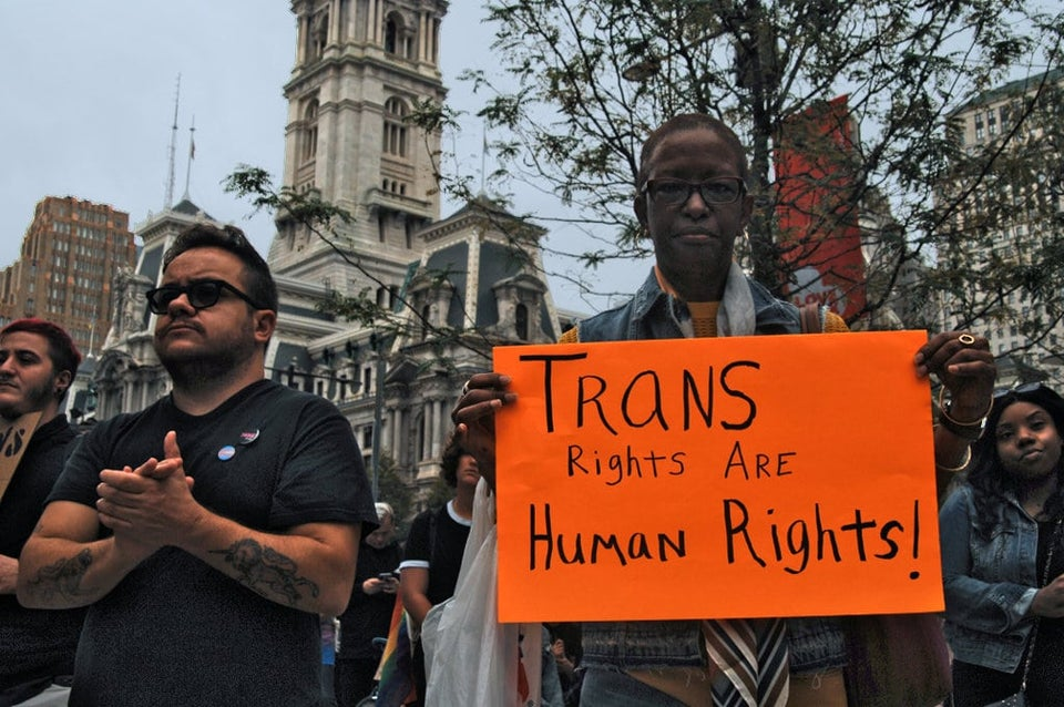 Trump Administration Considering Narrowing the Definition of Gender, Threatening Trans Rights