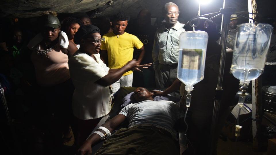 At Least 12 Dead Following Earthquake In Haiti