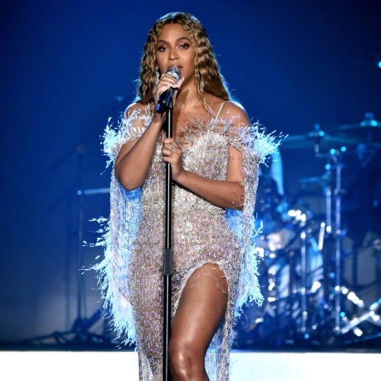 Beyoncé And Other Music Stars Shine Bright At City Of Hope Gala