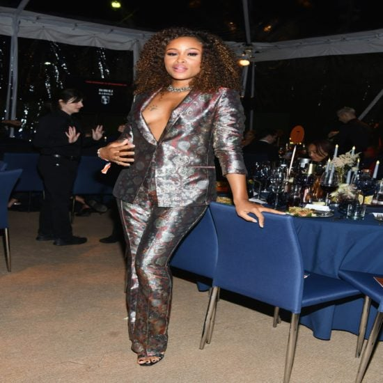 Eve, Monica, Mara Brock Akil And More Celebs Out And About