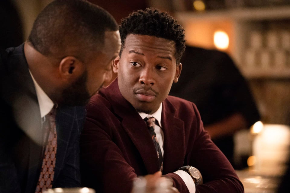 'God Friended Me' Star Brandon Michael Hall Reveals Why He Stopped Praying For A Month