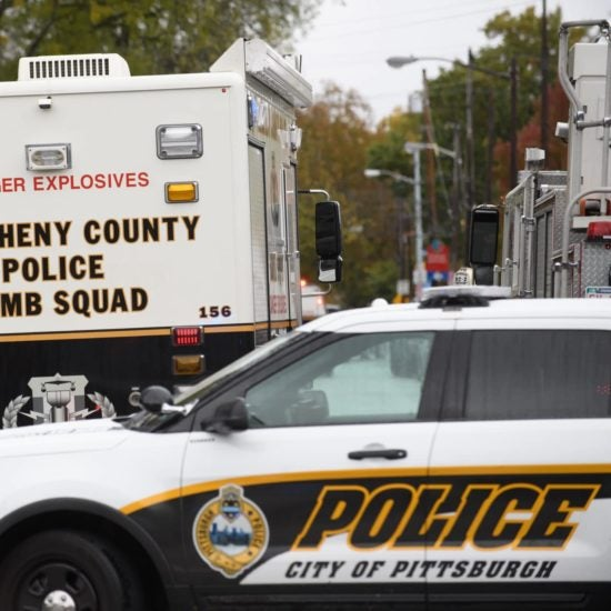 Eight Dead, Multiple Injured In Pittsburgh Synagogue Shooting