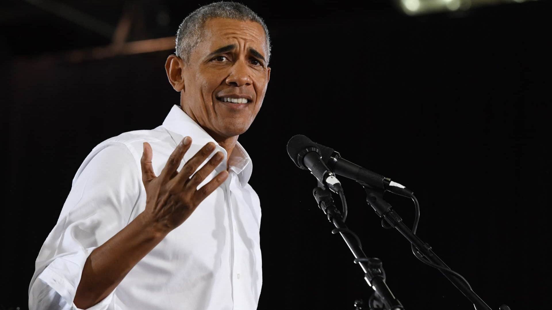Barack Obama Headed To Georgia To Stump For Stacey Abrams