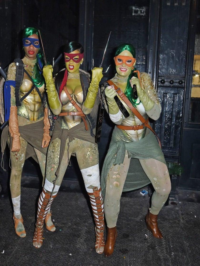 One Wig, Three Slays: Halloween Costume Hacks For The Budget Fashionista