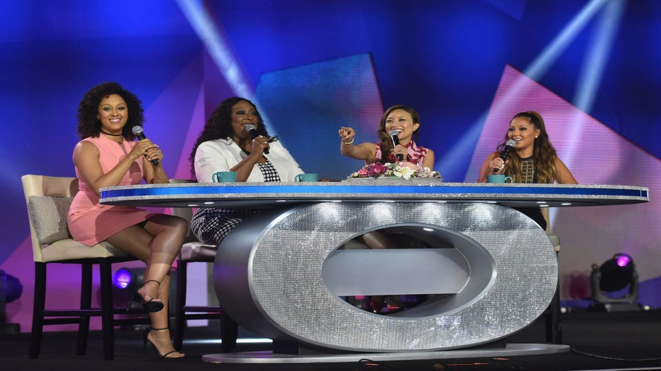 'The Real' Co-Hosts Explain Why They Never Replaced Tamar Braxton After Dramatic Exit