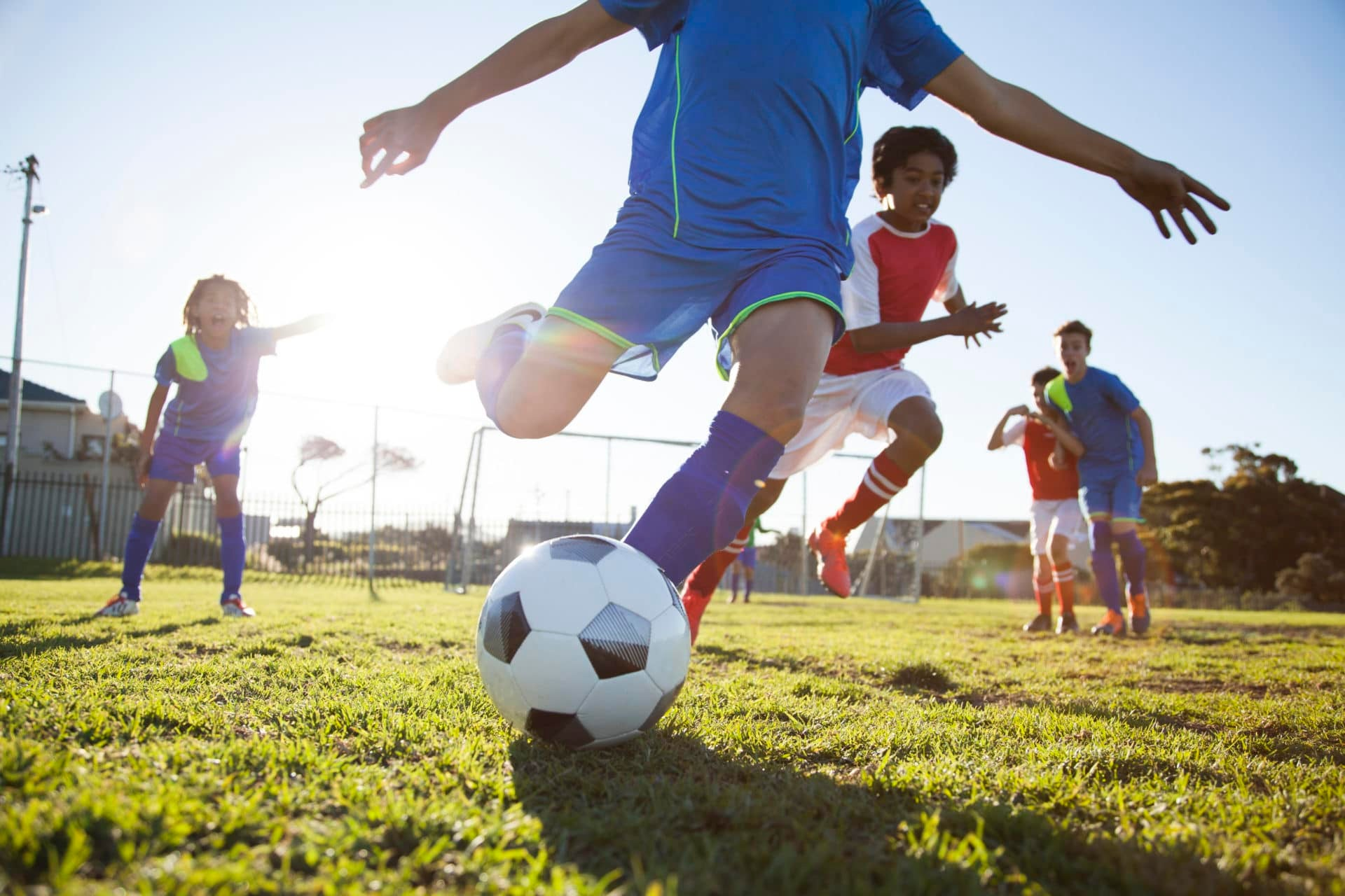 Black People Can't Even Watch Their Children Play Soccer In Peace Now - Essence