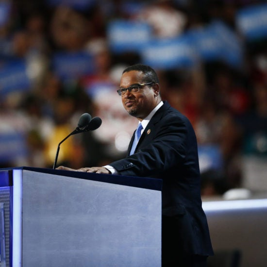 Keith Ellison Considering Stepping Down From DNC To Focus On Attorney General Race