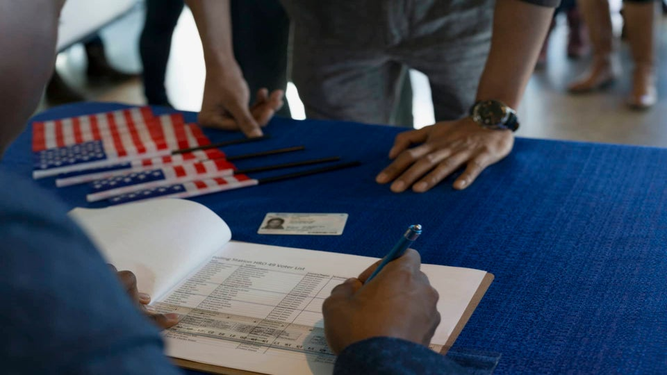 Georgia Federal Judge Takes A Step Towards Ending Voter Suppression