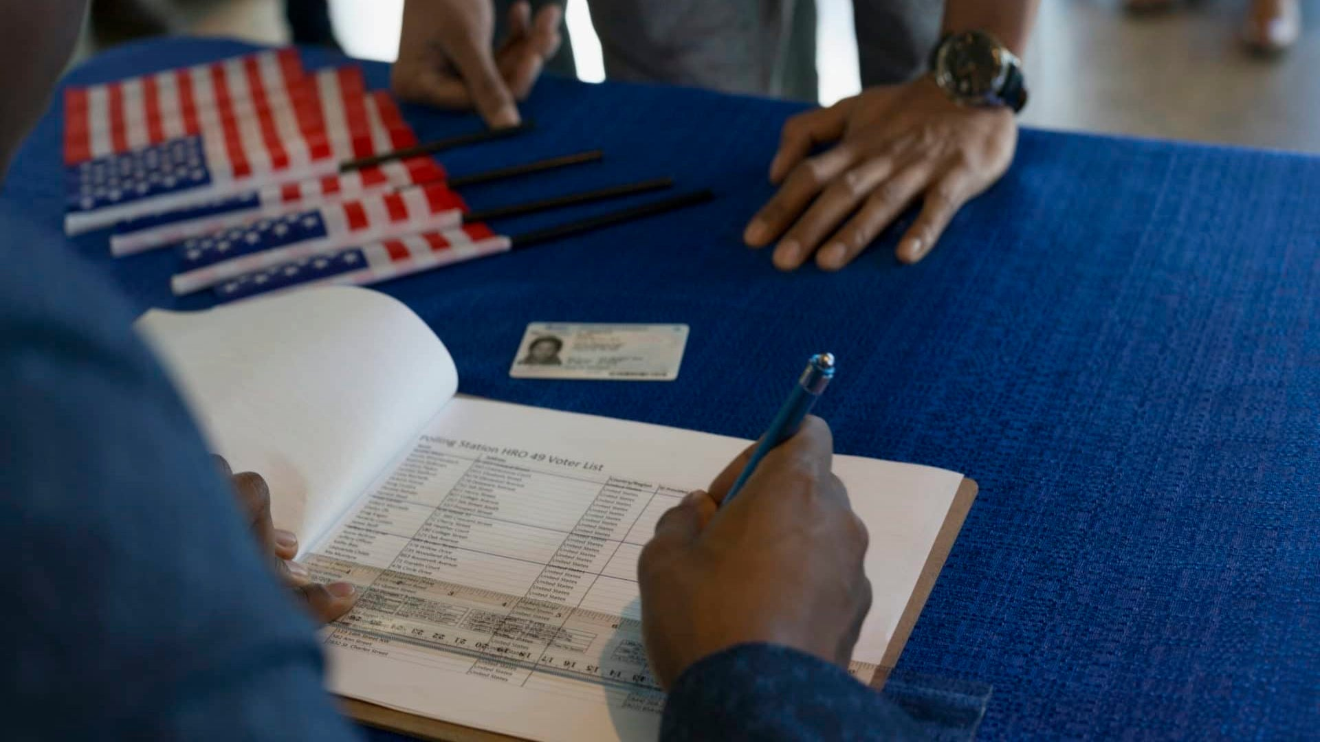 107,000 People Removed From Voting Rolls In Georgia For Failing To Vote In Previous Elections
