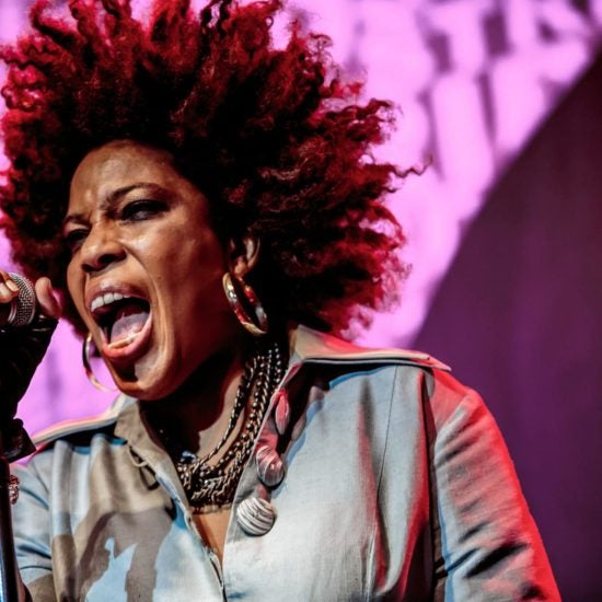 Macy Gray Says Latest Album 'Ruby' Will 'Make People Feel Better'