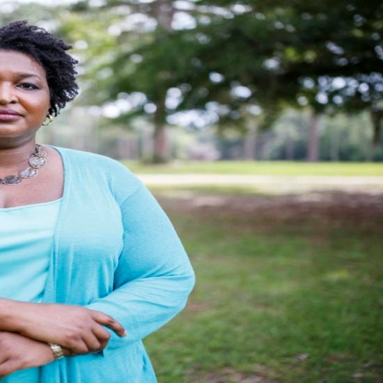 ESSENCE News Joins Stacey Abrams On The Campaign Trail
