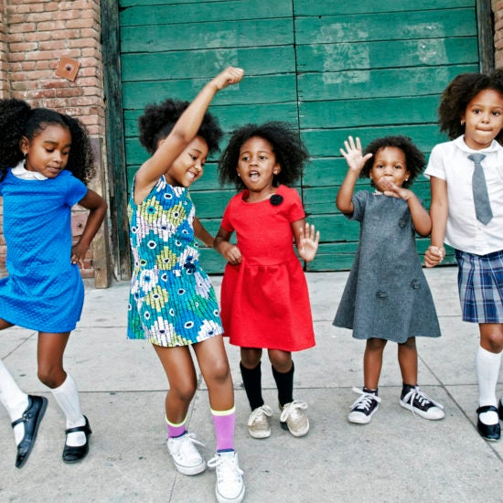 International Day Of The Girl: Our Black Girls Are Full Of Promise